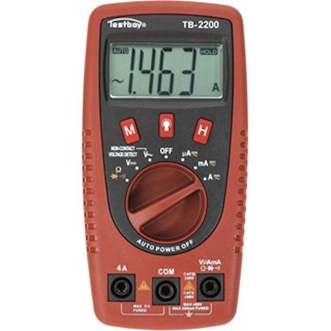 TESTBOY 2200 DIGITAL MULTIMETER