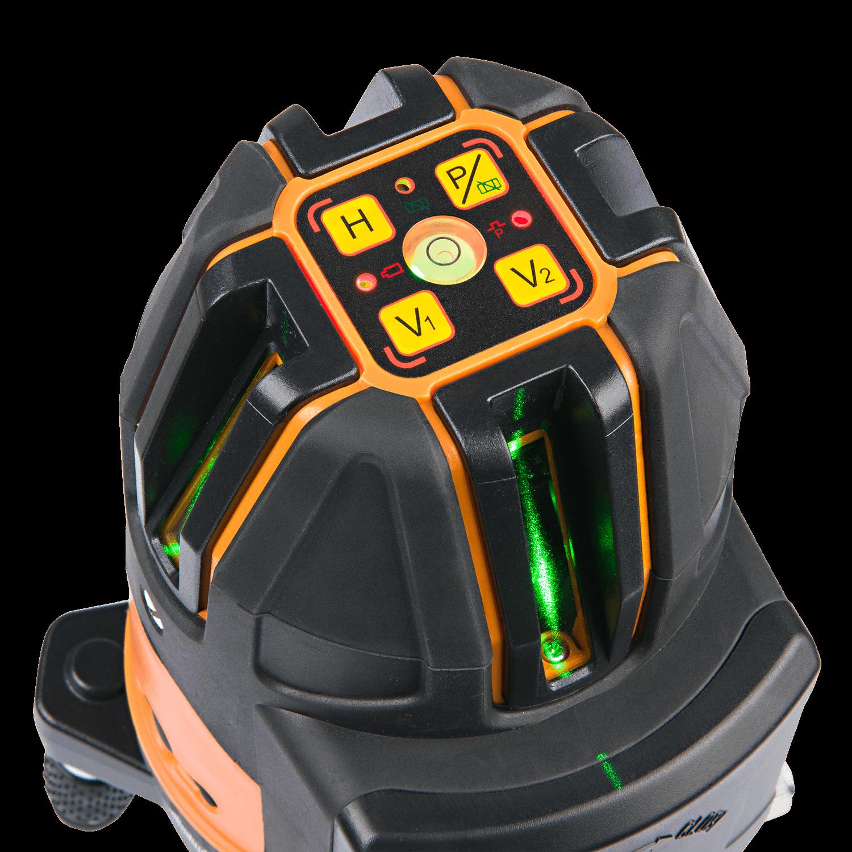 Mätinstrument FLG 64-GREEN HP