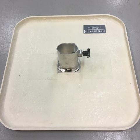 Mätverktyg GJUTPLATTA 40X40 CM GLASFIBER