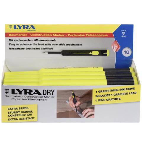 Mätinstrument LYRA DRY