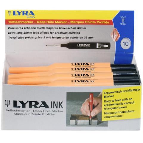 Mätinstrument LYRA INK SVART