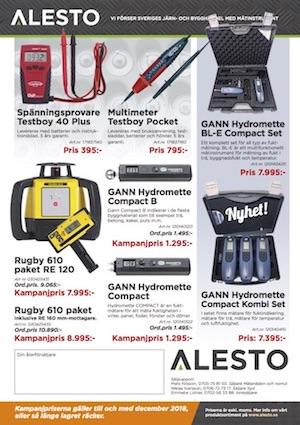 Kampanj återförsäljare mätverktyg